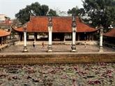 La maison communale de Tây Dang à Hanoï
