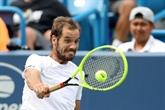 Tennis: Gasquet va en 8e de finale à Cincinnati, Paire éliminé
