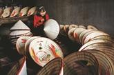 Les chapeaux (i)coniques de Sai Nga ont la cote