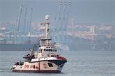 Migrants: la justice autorise l'Open Arms à s'approcher de Lampedusa