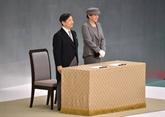 Japon: le nouvel empereur Naruhito exprime ses