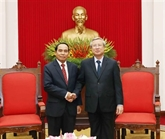 Vietnam et Laos forgent une coopération en matière d'inspection