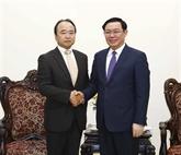 Vietnam - Japon: Vuong Dinh Huê salue les décisions d'investissement d'AEON