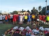 Ouverture du premier festival sportif du Club des entreprises vietnamiennes au Cambodge