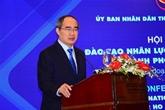 Hô Chi Minh-Ville cherche à améliorer la qualité de ses ressources humaines