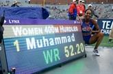 Athlétisme: des records du monde en danger
