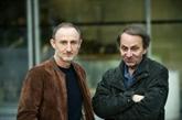 Guillaume Nicloux s'amuse en filmant Depardieu et Houellebecq en thalasso