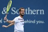 Tennis: Gasquet et Djokovic en demi-finales à Cincinnati, Osaka abandonne