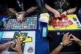 Attrapez-les tous! Les Pokémon à la fête à Washington pour les championnats du monde
