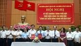 Quang Nam: les garde-côtes aux côtés des pêcheurs locaux