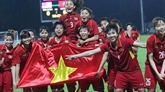 Football féminin : le Vietnam écrase le Cambodge lors du Championnat de l'AFF