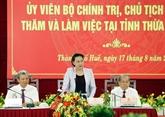 Thua Thiên-Huê invitée à promouvoir le développement vert et durable