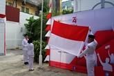 La Fête nationale de l'Indonésie célébrée à Hanoï