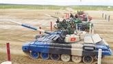Bonne impression du Vietnam aux Jeux militaires en Russie