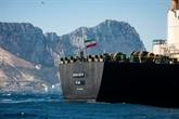 Le pétrolier iranienretenu à Gibraltar