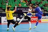 Championnat des clubs de futsal d'Asie 2019: Thai Son Nam finit 3e