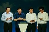 Des SMS pour les personnes démunies
