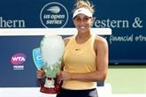 Tennis: Madison Keys domine la revenante Svetlana Kuznetsova en finale à Cincinnati
