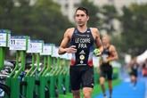 Triathlon: les Français remportent le relais mixte du test event de Tokyo-2020