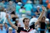 Classement ATP: Medvedev entre dans le top 5