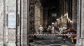 Reprise du chantier de consolidation de Notre-Dame