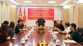 Prochainement un échange amical frontalier Vietnam - Cambodge