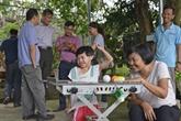 Assistance aux personnes handicapées contaminées par l'agent orange