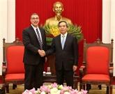 Le FMI s'engage à soutenir davantage le Vietnam