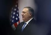 Le secrétaire d'État américain Mike Pompeo critique la politique de la Chine en Asie