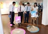 Ouverture du programme d'échange et d'exposition internationaux de beaux-arts
