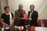 Les Partis communistes du Vietnam et de Colombie renforcent leur coopération