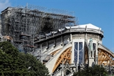 Le chantier de consolidation de Notre-Dame de Paris a repris