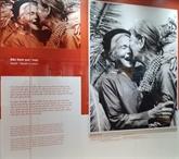 Exposition des 50 ans de l'application du Testament de Hô Chi Minh