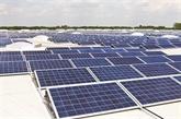 Inauguration de la centrale solaire Fujiwara Binh Dinh