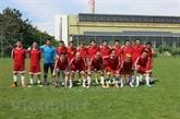 Fêtes sportives de la communauté des Vietnamiens en Europe