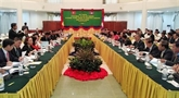 Réunion des hauts fonctionnaires des deux pays à Phnom Penh