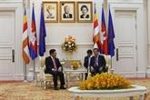 Le Vietnam donne la priorité à l'aide au Cambodge