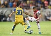 Barrages aller C1: l'Ajax accroché par l'APOEL à Nicosie