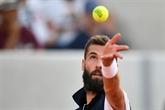 Tennis: Paire et Humbert qualifiés pour les 8es de finale à Winston-Salem