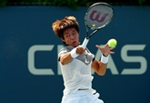 Tennis: l'aventure de Lee, joueur sourd, s'arrête au 2e tour à Winston-Salem