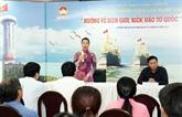 Des activités s'orientant vers la mer et les îles vietnamiennes