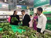 Promotion des exportations de produits agricoles vietnamiens vers Singapour