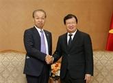 Créer des conditions maximales pour les compagnies japonaises au Vietnam