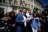 Italie: la gauche propose une alliance au M5S mais sans Conte