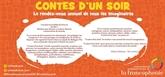 Valoriser le patrimoine oral avec les Contes dun soir