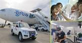L'hôpital ophtalmologique volant Orbis aide des habitants de Huê