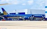 Vietnam Airlines met en service son premier B787-10 Dreamliner