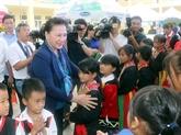 La présidente de l'Assemblée nationale se rend dans la province de Quang Ninh