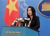 Le Vietnam demande à la Chine de retirer tous ses navires de sa zone économique exclusive