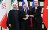 Syrie: sommet Turquie - Russie - Iran à Ankara le 16 septembre